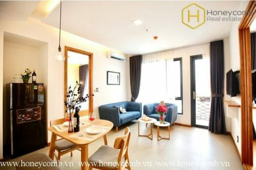 2 result 41 Beautiful decoration 2 bedrooms in Serviced apartment