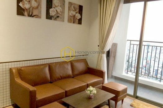 NEN Luxurious furniture 2 bedroom apartment in Wilton Tower for rent