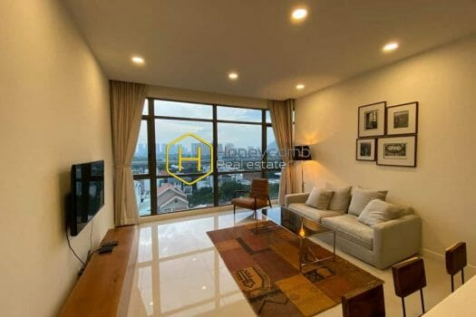 NS37 3 result Good price 1 bedroom apartment in The Nassim Thao Dien