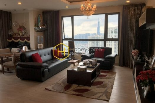 MTD1963 14 result 1 This luxurious penthouse with delicate style in Masteri Thao Dien