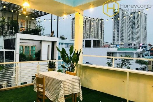 2S33 www.honeycomb.vn 9 result The airy and lovely 1 bed-penthouse at District 1