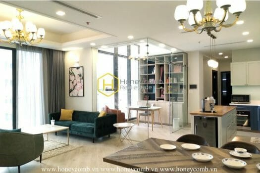 VGR183 www.honeycomb 2 result 1 Light-filled charm PENTHOUSE in Vinhomes Golden River – REAL LIFE version of your DREAM house