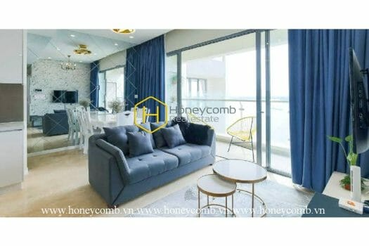 DI66 www.honeycomb.vn 6 result Diamond Island's most wanted apartment – Elegance in White!