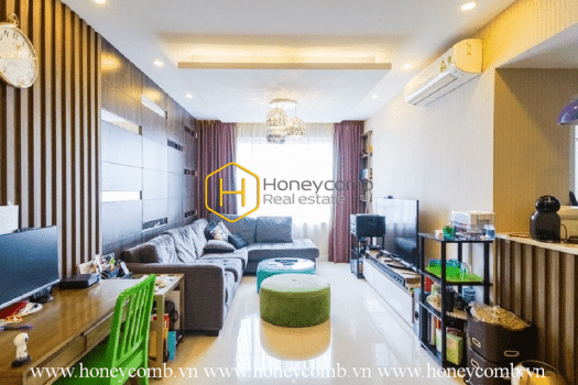 TG258 www.honeycomb.vn 2 result Perfect family living space apartment for lease in Tropic Garden