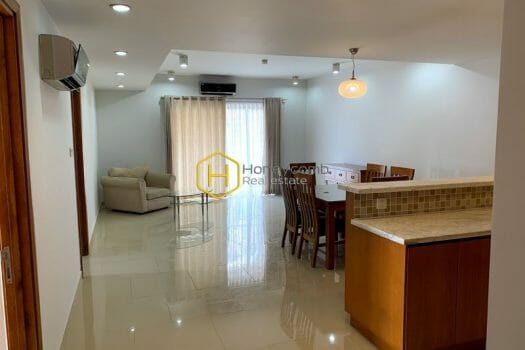 RG76 www.honeycomb.vn 1 result This gorgeous and semi-furnished apartment in River Garden provides a spacious & cozy living space