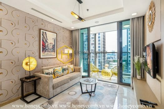 VH593 3 result scaled What a marvelous apartment in Vinhomes Landmark 81 ! Ready to welcome new owners !