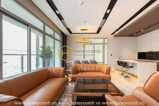 VH359 www.honeycomb 3 result 1 Explore the deluxe penthouse inspired by neo classical style in Vinhomes Central Park