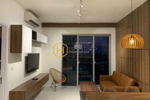 estella heights www.honeycomb.vn EH260 3 result Modern decorated with 1 bedroom apartment in Estella Heights