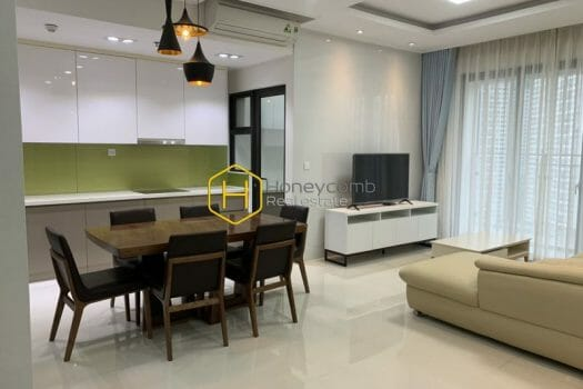 EH71 www.honeycomb 4 result Pool view fully furnished 2 bedrooms apartment in The Estella Heights