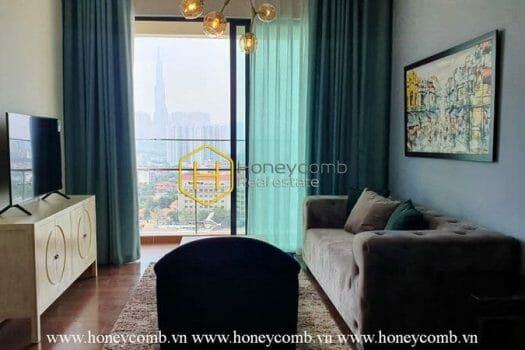 DE19 3 result Exquisite apartment with beautiful minimalist style in D ' Edge for rent