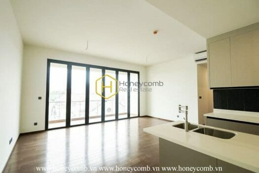 DE23 1 result In love with the charming design in this unfurnished apartment for rent in D'edge