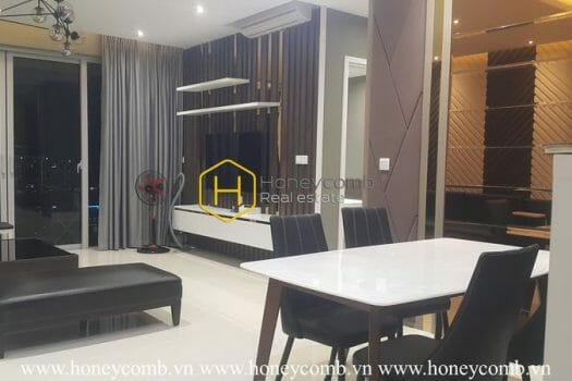 EH393 2 result Let's tour an inspirational interior in Estella Heights apartment