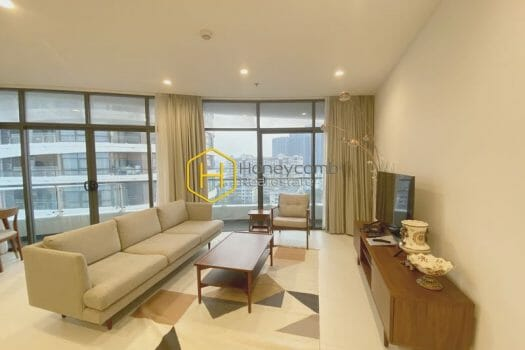 CITY393 1 result City Garden apartment: warm and rustic but also modern and lavish
