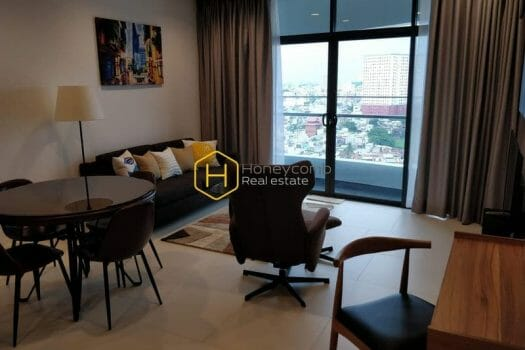 CITY398 4 result A creative combination in this City Garden apartment will make you surprise