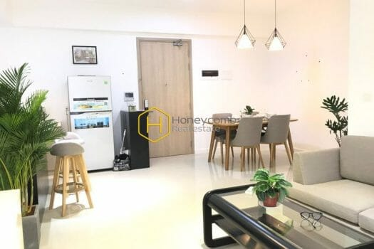 EH1402 1 result Modern Estella Heights apartment for rent with sharp gray tone color