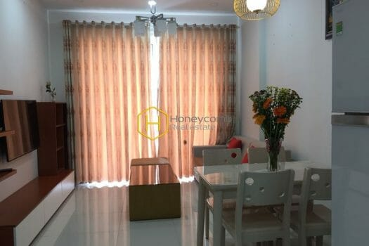 TG177 11 result 2 bedrooms apartment with the luxury furniture in Tropic Garden