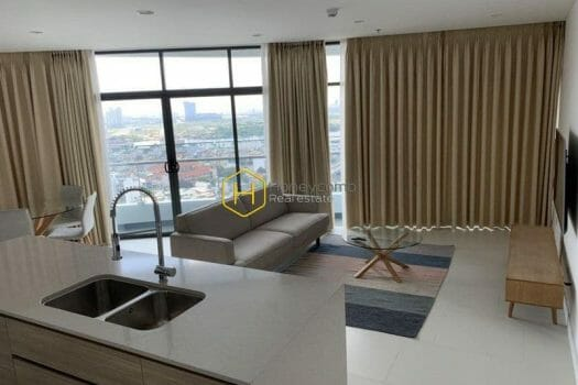 CITY209 10 result City Garden 2 bedroom apartment with morden style