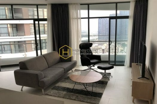 CITY409 2 result High-end apartment in City Garden with elegant color tones exuding a gentle, pure look
