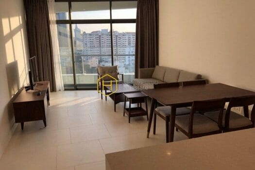 CITY122 7 result Newly furnished 2 bedrooms apartment in City Garden