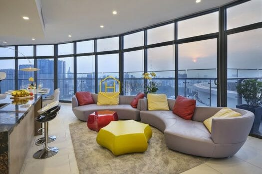 CITY412 9 result The TOP-NOTCH place of hustle Saigon is this City Garden penthouse