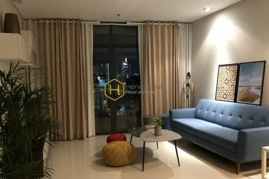 CITY421 2 result A harmonized combination of glamor and swag in City Garden apartment
