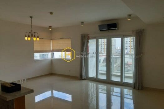 RG87 3 result How sun-lighted it is in this apartment! Now for rent at River Garden