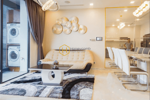 VGR654 7 result This fancy Vinhomes Golden River apartment makes a strong impression on every heart
