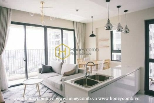 8 result A chic and elegant apartment for rent in Masteri An Phu