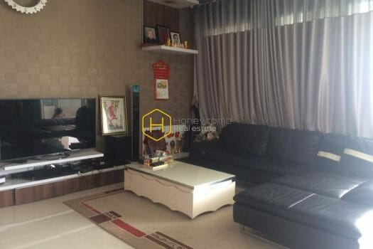 ES721 14 result Modern furniture and nice view apartment for rent in The Estella