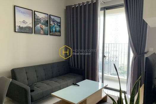 MAP143 www.honeycomb.vn 7 result The 2 bed-apartment with neutral colour and elegant style at Masteri An Phu