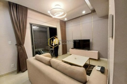 MTD2479 1 result An apartment for rent in Masteri Thao Dien which has spacious living room