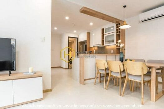 NC118 10 result Excellent view- Delicate Decoration: Perfect Interfusion in New City apartment