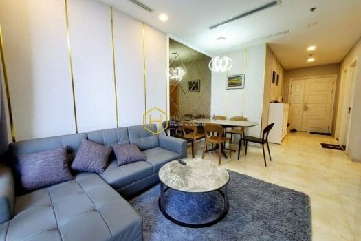 VGR512 3 result Gratified with the versatility in design and interior of this Vinhomes Golden River apartment