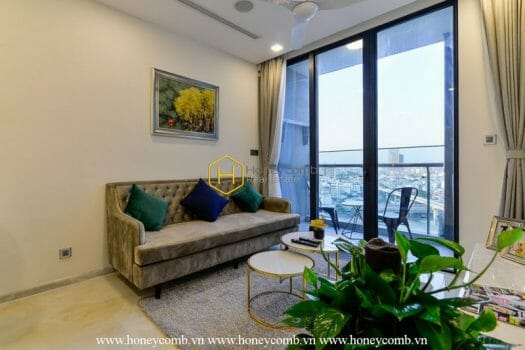 VGR668 21 result Enjoy a comfortable life with different modern interiors right in Vinhomes Golden River apartment