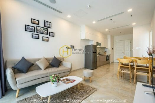 VGR675 2 result A symbol of luxury in Vinhomes Golden River apartment: Urban Style Inspiration