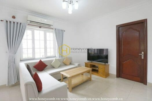 2S93 11 result 1 A lavish serviced apartment in the heart of Saigon - why not?