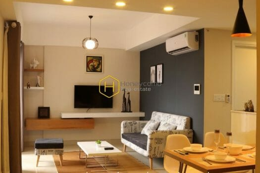 MTD135 12 result Convenient high apartment with 2 bedrooms in Masteri Thao Dien for rent