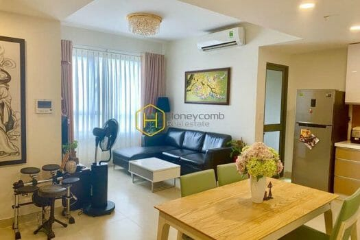 MTD1812 4 result 2 Contemporary fully furnished 2 beds apartment in Masteri Thao Dien for rent