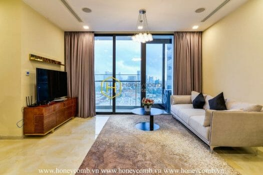 VGR149 www.honeycomb.vn 3 result Let's discover this elegant and fully fitted apartment for rent in Vinhomes Golden River