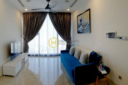 VGR692 6 result An ideal apartment for rent in Vinhomes Golden River defies all standards of beauty