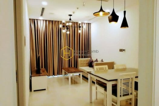 VGR695 1 result Let's take a trip this new and fully fitted apartment for rent in Vinhomes Golden River