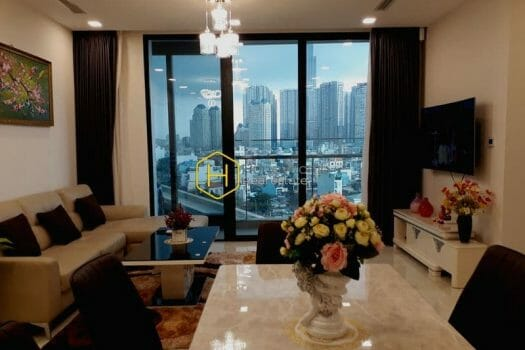VGR706 5 result Warming modern space with soothing lightning in Vinhomes Golden River apartment for rent