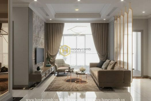 VH1677 5 result Many people aspire to own such a marvelous Vinhomes Central Park apartment