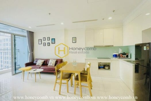 VH1693 2 result This amazing furnished apartment that you can not take eyes off in Vinhomes Central Park