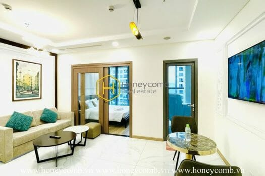 VH1695 2 result 1 You can get a lot of intersting moments in our standard Vinhomes Landmark 81 apartment