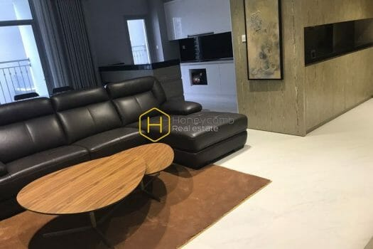 VH1705 2 result 2 Vinhomes Central Park apartment: An energetic display of creative architecture