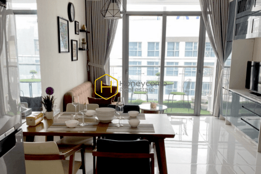 1 result 109 This stunning Vinhomes Central Park apartment for rent makes you unable to refuse