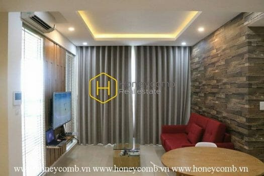 1 result 3 One bedroom apartment with modern style and high floor in Masteri