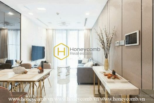 1 result 50 Feel the dynamic power spreading over the Vinhomes Golden River apartment