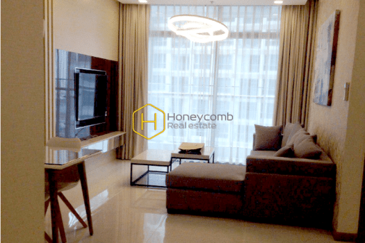2 result 74 The 2 Bed-Apartment With Comfortable And Simple Design At Vinhomes Central Park